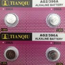 2-AG2 (4 Qt,) Tianqiu 396 Alkaline Button Cell Battery