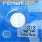 1-Renata 373 SR916SW batteries