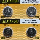 2-AG8 (4 Qt.) Tianquil LR1120 191 391 SR1120 381 LR55  battery