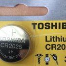 Toshiba 2025 Lithium Battery ECR2016 CR2016 BR2016 3V