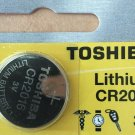 Toshiba 2016 Lithium Battery ECR2016 CR2016 BR2016 3V