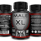MALE ENHANCEMENT XL THICKER, LONGER, BIGGER, MAX GIRTH ENLARGEMENT PILLS   QWE