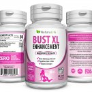 Bigger Breast Enlargement Pills Growth Estrogen Enhancer Bust XL Boobs Capsules    MAG