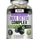 Max Detox - Colon Cleanse, Detox Toxins, Energy boost, Weight loss