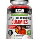 Apple Cider Vinegar Gummies, Fast Weight Loss Appetite Suppressant- Apple Flavor