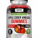 (2 Pack) Apple Cider Vinegar Gummies Fast Weight Loss Appetite Suppressant