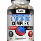 Nitric Oxide No2 Testosterone Booster Libido ED Support L-Arginine Vasodilator