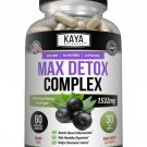(2 Pack) Max Detox Colon Cleanse, Detox Toxins, Energy boost, Weight loss