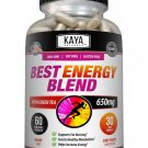 Best Energy Blend 60Ct -Energy Support, Boost Metabolism, Weight Management