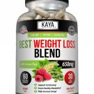 Best Weight Loss Blend 60ct - Appetite Control, Boost Metabolism, Weight Loss