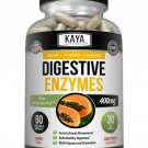 (2 Pack) Digestive Enzymes with Makzyme-Pro Enzyme Blend 400mg Digestive Support