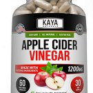 (2 Pack) Apple Cider Vinegar Weight Loss Cleanse Appetite Suppressant 60Capsules