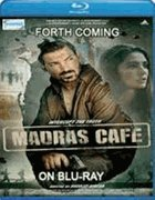 Madras Cafe(2013)- Indian /Hindi/Bollywood Movie Blu Ray Disc