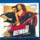 Yeh Jawaani Hai Deewani- Bollywood Hindi Movie Blu Ray Disc