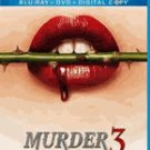 Murder3 -Bollywood Hindi Movie BLU RAY DISC