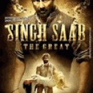 Singh Saab the Great- Indian Hindi Bollywood Movie DVD