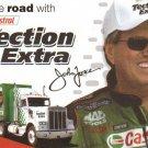 2005 NHRA FC Handout John Force Postcard