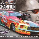 2005 NHRA PM Handout Mike Ashley