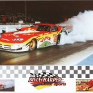 2005 NHRA  PM Handout Billy Harper