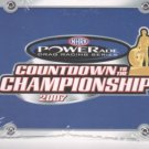 2007 NHRA Countdown to the Championship Cards Free Shipping
