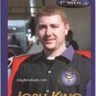 2005 NHRA PS Handout Josh King (BB Card)