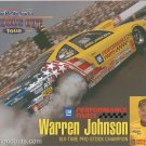 2005 NHRA PS Handout Warren Johnson (version #2)
