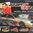 2005 NHRA PS Handout Barry Grant