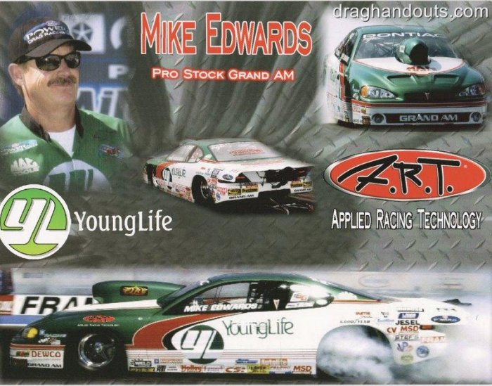 2005 NHRA PS Handout Mike Edwards (Version #1)