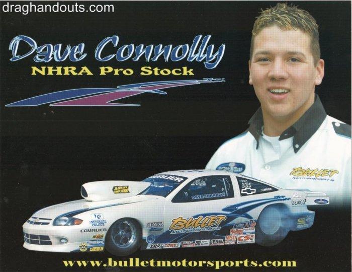 2005 NHRA PS Handout Dave Connolly (version #1)