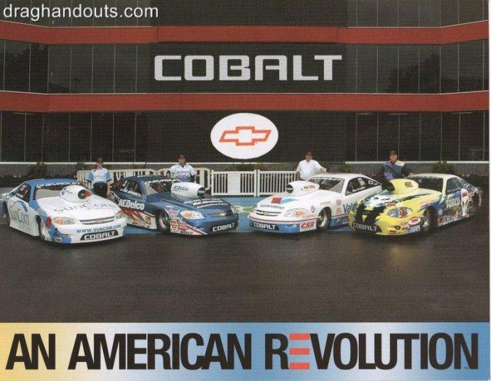 2005 NHRA PS Handout Chevy Cobalt (version #2) wm