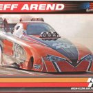 2007 NHRA FC Handout Jeff Arend (K&N)