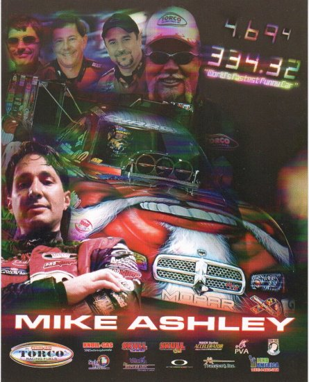2007 NHRA FC Handout Mike Ashley (version #4)