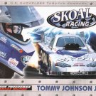 2007 NHRA FC Handout Tommy Johnson Jr.