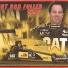 2007 NHRA TF Handout Hot Rod Fuller (McAllister Caterpillar)