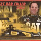 2007 NHRA TF Handout Hot Rod Fuller (Ransome Caterpillar)