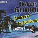 2007 NHRA TF Handout David Grubnic (Zantrex 3- version # 1)
