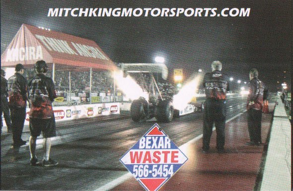 2007 NHRA TF Handout Mitch King