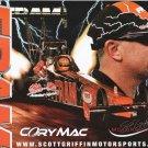 2007 NHRA TF Handout Corey McClenathan (Scott Griffin Motorsports)