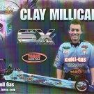2007 NHRA TF Handout Clay Millican (Knoll Gas-version # 2)