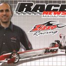 2007 NHRA TF Handout T.J. Zizzo Race News Magazine
