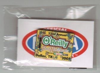 2007 NHRA Event Pin Dallas