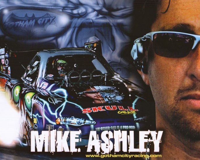 2006 NHRA FC Handout MIke Ashley (version #1)