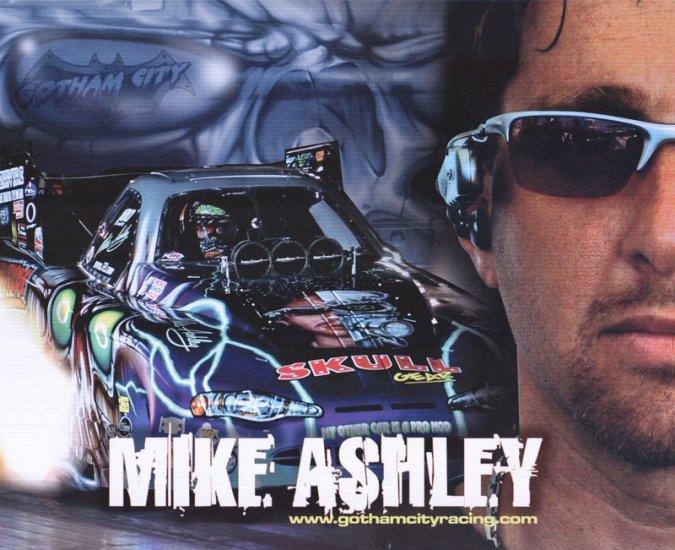 2006 NHRA FC Handout Mike Ashley (version #2)