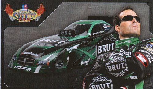 2006 NHRA FC Postcard Handout Ron Capps