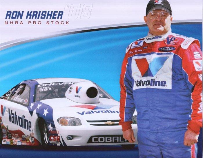 2008 NHRA PS Handout Ron Krisher (version #1)