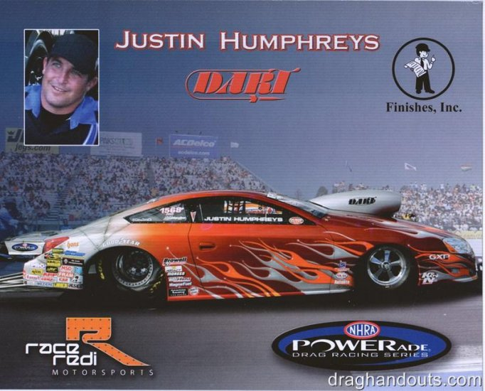 2008 NHRA PS Handout Justin Humphreys (version #3)