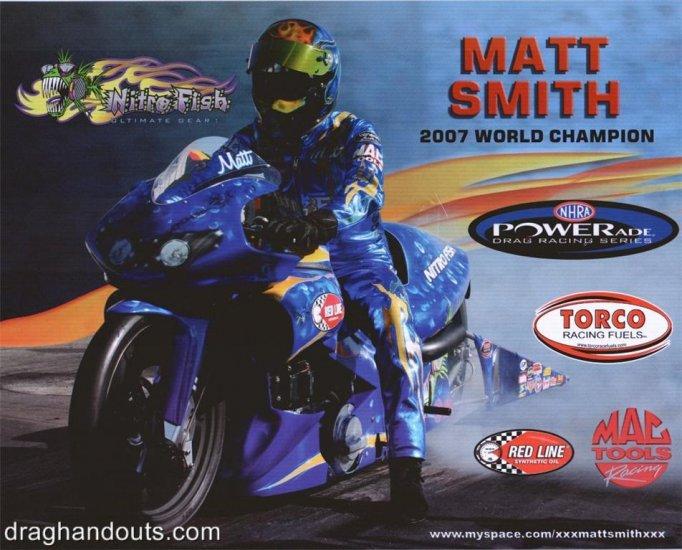 2008 NHRA PSB Handout Matt Smith (version #1)