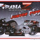 2008 NHRA PSB Handout Junior Pippin (version #1)