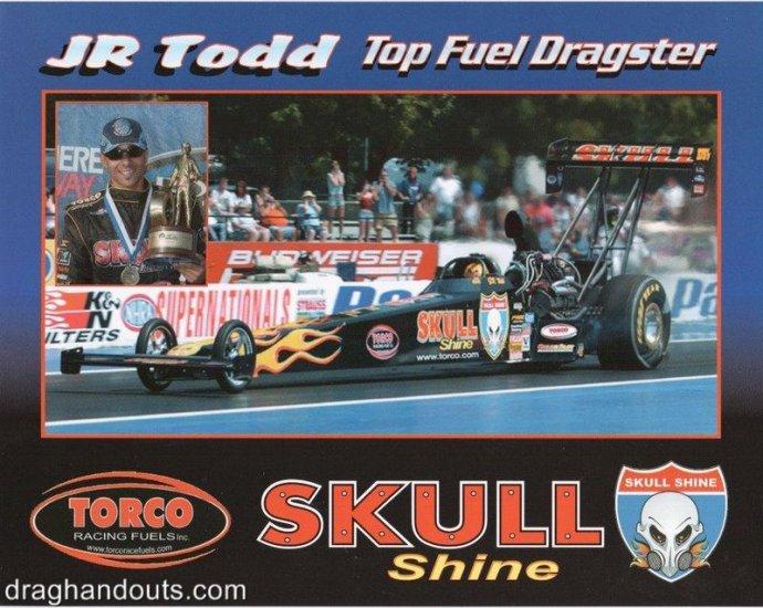 2006 NHRA TF Handout JR Todd (version #3)