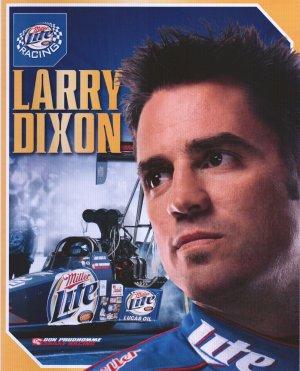 2006 NHRA TF Handout Larry Dixon